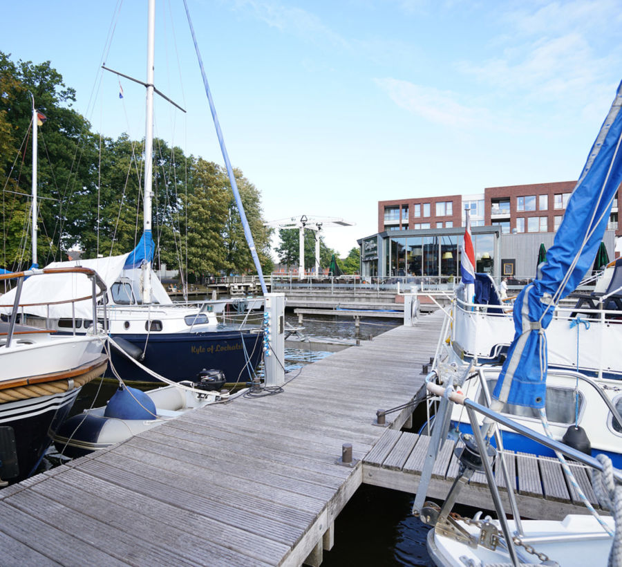 Jachthaven Appingedam